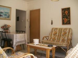 Oh le bel hebergement qui m'attend à Orania, Afrique du Sud