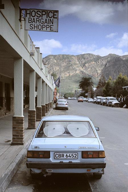Photo en Afrique du Sud, Montagu