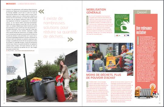 Seine-Maritime magazine, octobre 2012