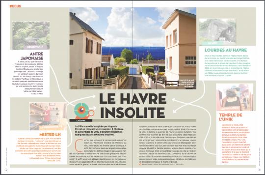Seine-Maritime magazine, décembre 2012