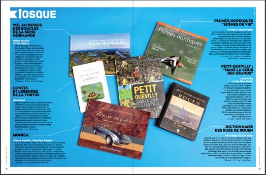 Seine-Maritime magazine, janvier 2013