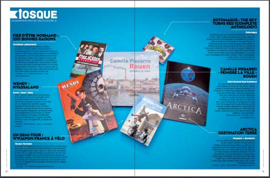 Seine-Maritime magazine, juin 2013