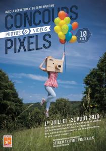 Concours PIXELS